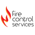 Fire simulators for live fire training from Fire control services Logo